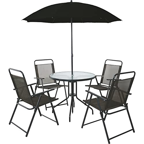 Excellent Garden Table And 4 Chairs Set Amazon Co Uk Home Remodeling Inspirations Cosmcuboardxyz