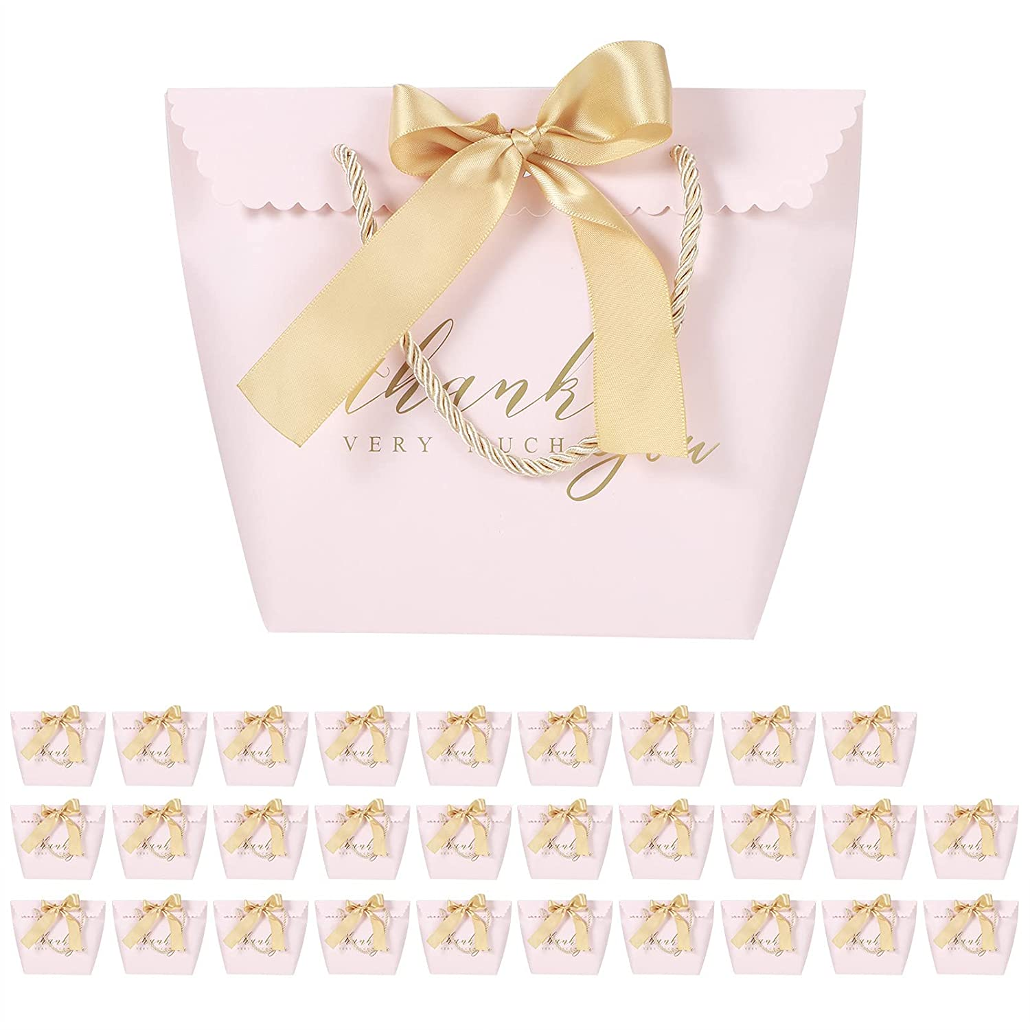 MossEle 30PCS Portable Small Candy Max 74% OFF Bag Box Decoration Gift Save money E for