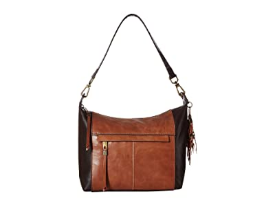 The Sak Alameda Hobo (Tobacco Snake Multi) Hobo Handbags