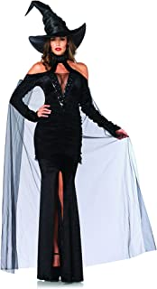 Leg Avenue Women's 2 Piece Sultry Sorceress