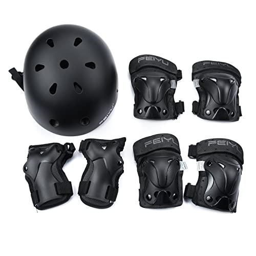 d409d9caa9c Weanas Kids Youth Adjustable Sports Protective Gear Set
