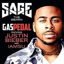 Gas Pedal [Clean] (Remix) [feat. Iamsu! & Justin Bieber]