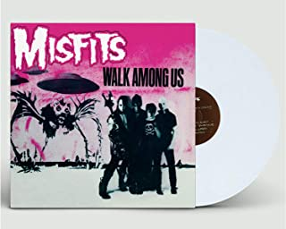 Misfits – Walk Among Us Exclusive Limited Edition 180g Skull White Vinyl LP