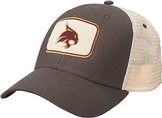 NCAA Texas State Bobcats Adult Unisex Sideline Mesh Cap Adjustable