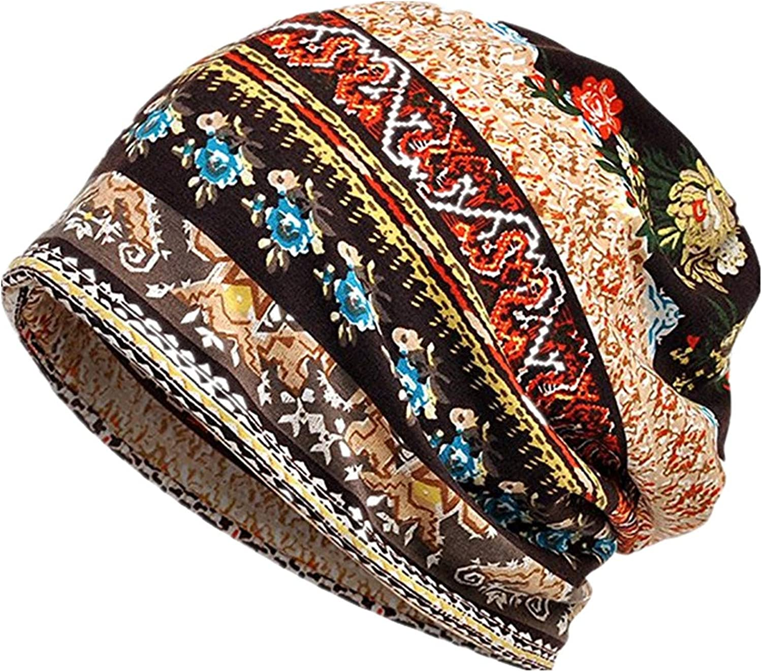 YHBAO Women's Baggy Ranking TOP15 Slouchy Beanie Infinity Chemo Hat Scarf Cap Max 87% OFF