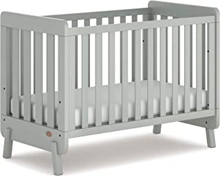 Boori Harbour Compact Cot (Pebble)
