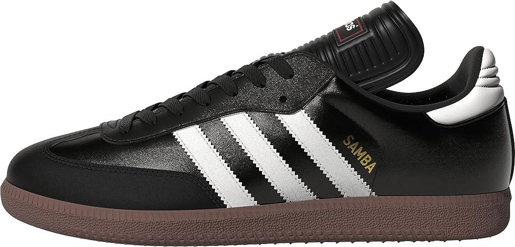 adidas Performance Men's Samba Classic Indoor Soccer Shoe best shoes for flat feet men