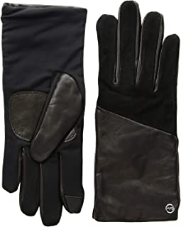 Leather Block Superfit Gloves