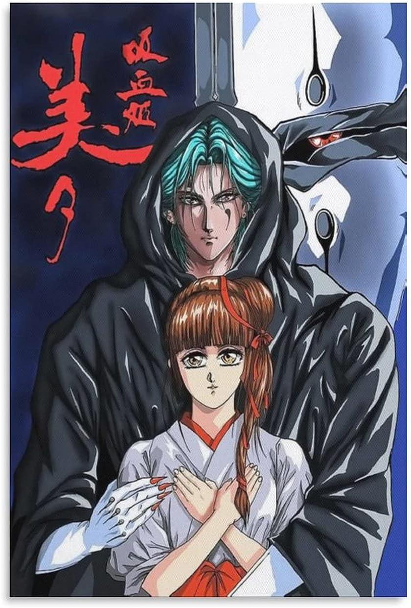 CutePet Vampire Meiyu Princess Wallpaper Max 79% OFF Bedro Canvas Art Poster Soldering