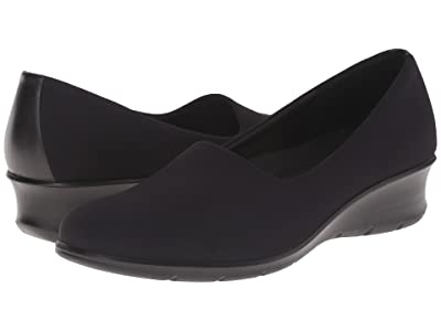 ECCO Felicia Stretch (Black/Black) Women
