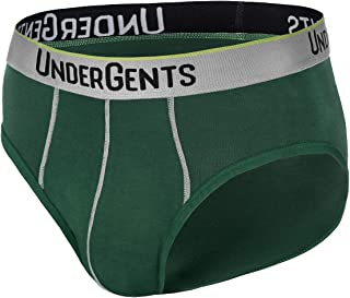 UnderGents Men's Brief Underwear CloudSoft Fabric with Cooling Modal