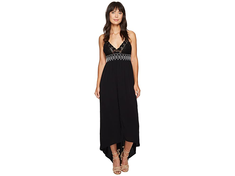 ASTR the Label Paolo Dress (Black Double Stripe) Women