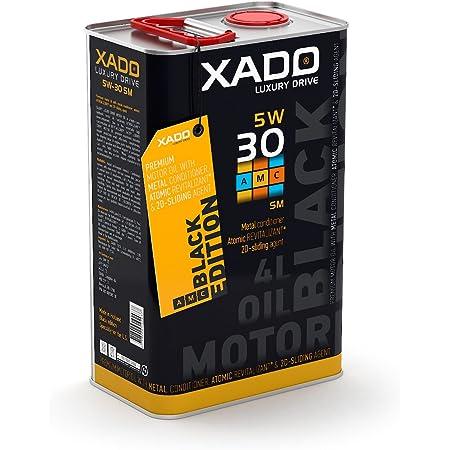 Xado Atomic Oil 5 W 30 504 507 Motor Oil Vw Bmw Mb Porsche Release 4 L Auto
