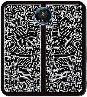 Foot Massager,ShowTop EMS USB Rechargeable Folding Portable Electric Massage Mat,Electronic Muscle Stimulatior Feet Massag...
