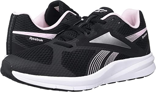 Black/White/Pixel Pink