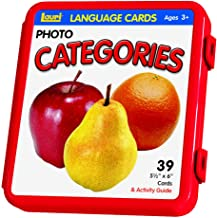 Lauri Photo Language Cards - Categories