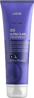 LAKME Teknia Ultra Clair Treatment, 8.5 fl. oz.