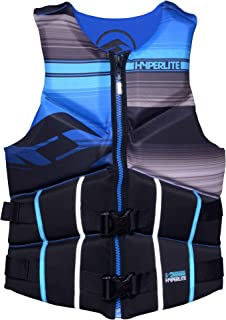 HYPERLITE Men's Pro V Life Jacket Black (XL)