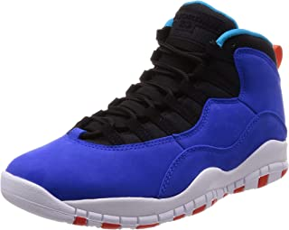 Men's Air Jordan 10 Retro Blue 310805-408
