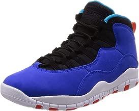 Nike Men's Air Jordan 10 Retro Blue 310805-408