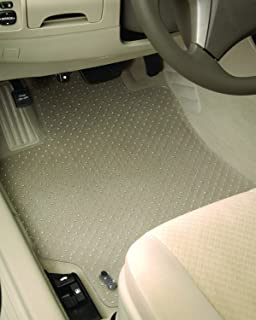 Intro-Tech Protect-A-Mat Front and Second Row Custom Floor Mats for Select Lexus ES 350 Models - Vinyl (Clear)
