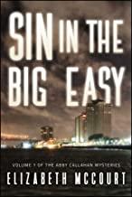 Sin in The Big Easy (Abby Callahan Mysteries)