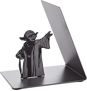 Hallmark Star Wars Yoda Metal Bookend Desk Accessories Movies & TV; Sci-Fi