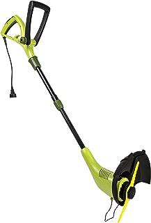 Sun Joe SB602E 11.5-Inch 4.5 Amp Electric SharperBlade 2-in-1 Stringless Lawn Trimmer, Green