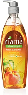 Fiama Peach And Avocado Mild Dew Shower Gel, 500ml