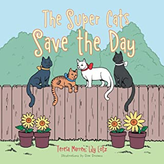 The Super Cats Save the Day