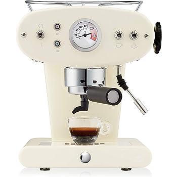FrancisFrancis X1 E.S.E. Trio Máquina de café espresso, 1 Liter, Acero, Beige: Amazon.es: Hogar