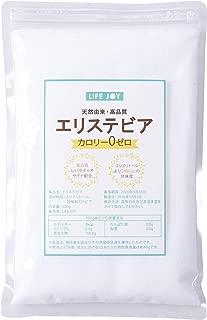 """""""LifeJoy Newラベル """" 純粋白色結晶 エリステビア 500g """"エリスリトールの甘さ2倍以上 """""""