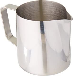 Winco Stainless Steel Pitcher, 14-Ounce