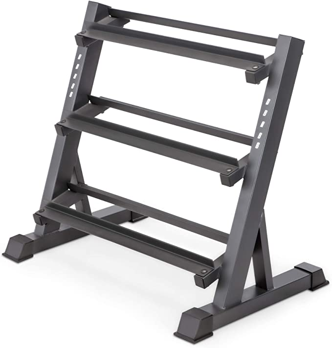 Marcy 3 Tier Dumbbell Rack Review