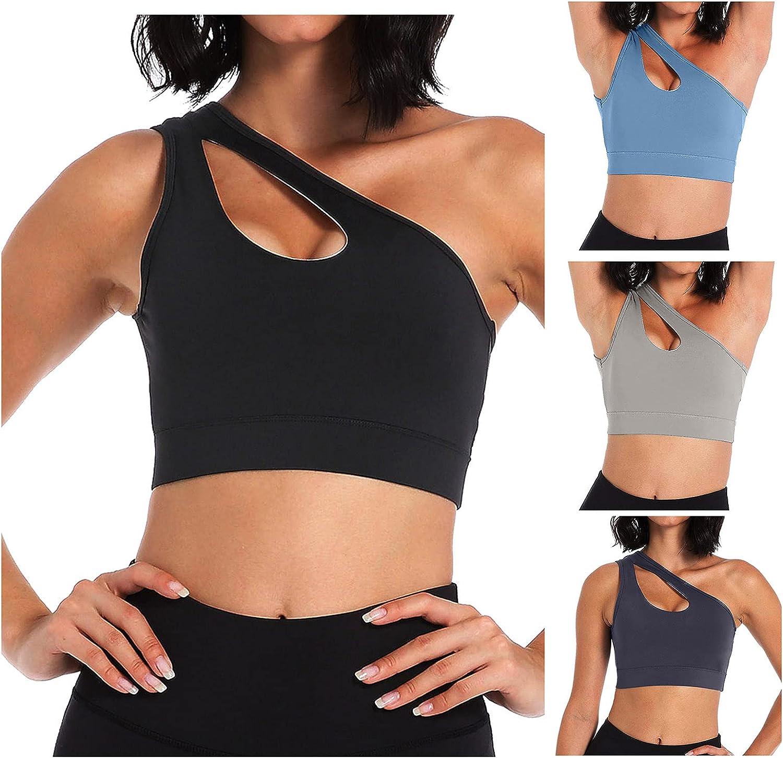 GTYX Import Womens Sports Bras Bralettes Workout Baltimore Mall Impact High Support Yo