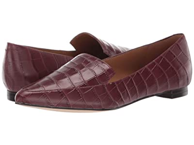 Nine West Abay Flat (Bordo) Women