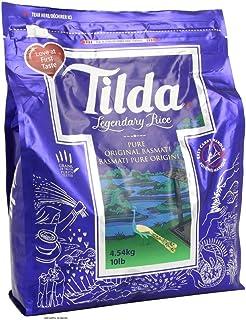 Tilda Legendary Rice, Pure Original Basmati, 10 Pound