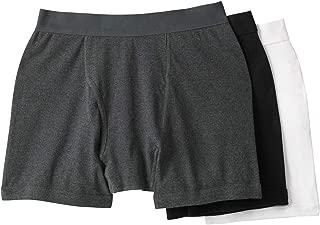 KingSize Men's Big & Tall Cotton Boxer Briefs 3-Pack