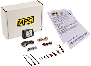 MPC Factory Remote Activated Remote Start Kit for 2008-2013 Toyota Highlander - Push-to-Start - Firmware Preloaded