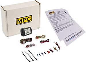 MPC Complete Factory Remote Activated Remote Start Kit for 2014-2018 Ford Fusion - Includes Bypass - Firmware Preloaded