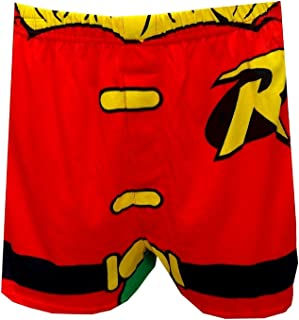 Robin Boxer Shorts with Cape for Men