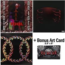 Tool: Vinyl Record Collection - 3 Albums (Opiate / Undertow / Lateralus) + Bonus Art Card