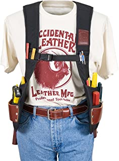 Occidental Leather 2500LH Stronghold SuspendaVest - Left Handed