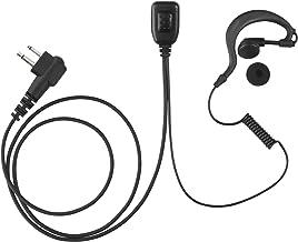 Maxtop AEH1003-M1 G-Sharp Earhanger Earphone for Motorola CP110 CP200 CP200D PR400 Mag One A8 BPR40 EP450