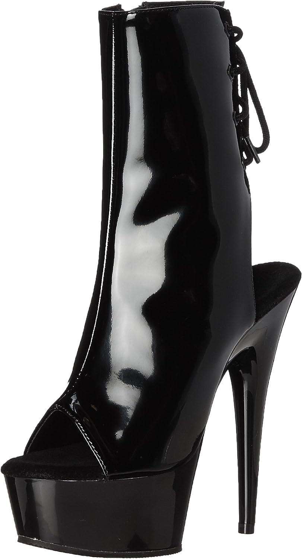 Pleaser Women's Del1018 B M Boot