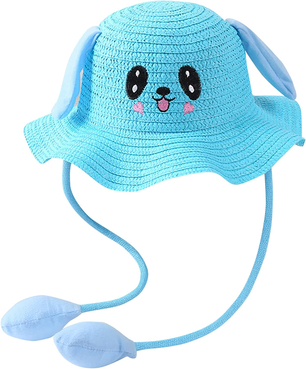 Kids Hat Summer Baby Air Bag All Cheap mail order specialty store stores are sold Children Ra Moving with Sunhat Ears