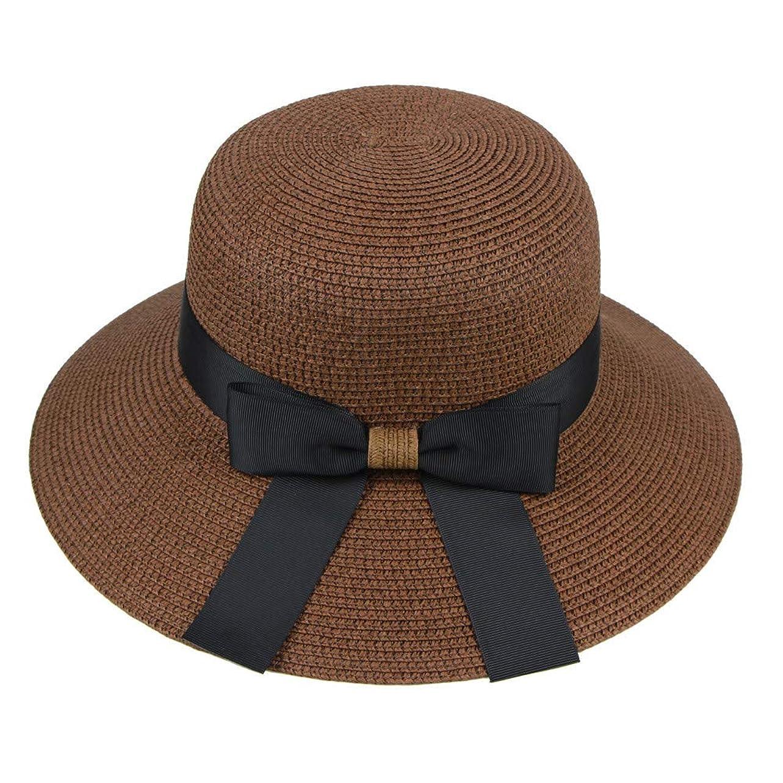 延期する地域の五漁師帽 帽子 レディース UVカット 帽子 夏季 海 旅行 UV帽子 日焼け防止 つば広 取り外すあご紐 おしゃれ 可愛い ワイルド カジュアル スタイル ファッション シンプル 夏 ビーチ 必須 小顔効果 ROSE ROMAN