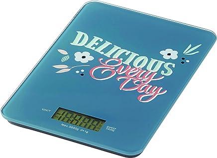 ANNA GARE Elsie Electronic Kitchen Scale 5kg, Blue, AG0382BL