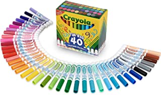Crayola Ultra Clean Washable Markers, Kids Indoor...