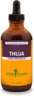 Herb Pharm Thuja Branchlet Liquid Extract for External Use Only- 4 Ounce